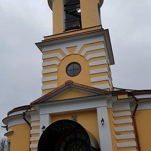 Троицкий (Борисоглебский) собор, 9 декабря 2019 года...