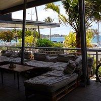 French Café. Anse Vata Bay.