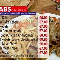 Juicy Kebabs