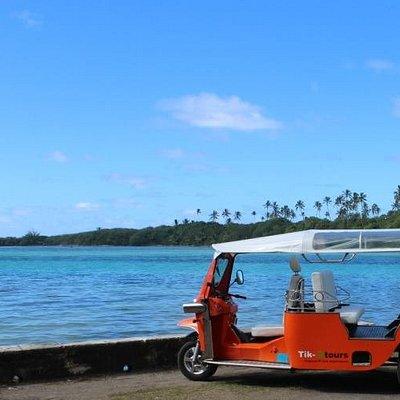 Explore the wonders of Rarotonga