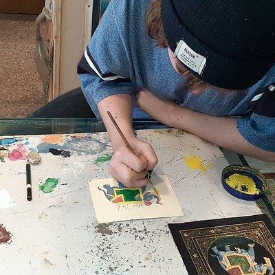 Indigo Art School