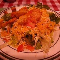Individual salad