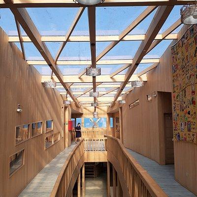piso 5° del Centro de Cultura de Castro