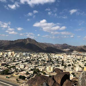 View from Al Rabi Tower