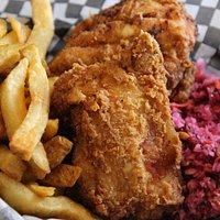 West Coast Fried Chicken (Gluten Free & Dairy Free)