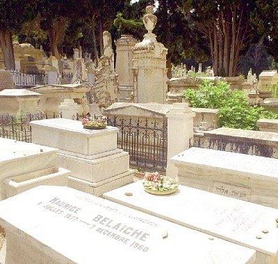 Jewish cemetery of Blida