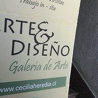 Auténtico taller de artista muy interesante de visitar.