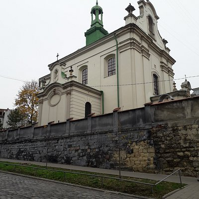 Church of St. Anthony, Lychakivska street 49 'A'.