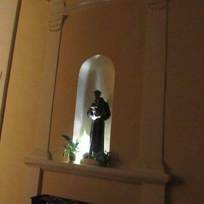 statuetta S.Antonio
