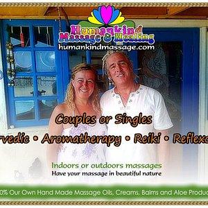 Humankind Massage and Healing Fuerteventura