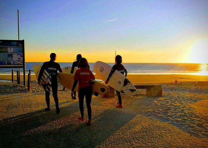 Sun set surf sessions