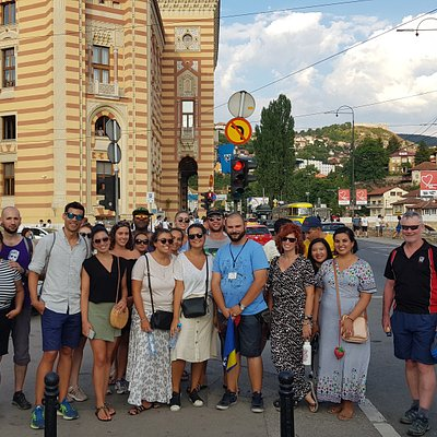 Sarajevo Free Tour with a Local