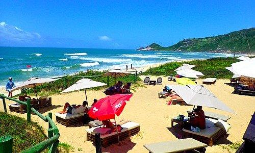 Beautiful Praia Mole