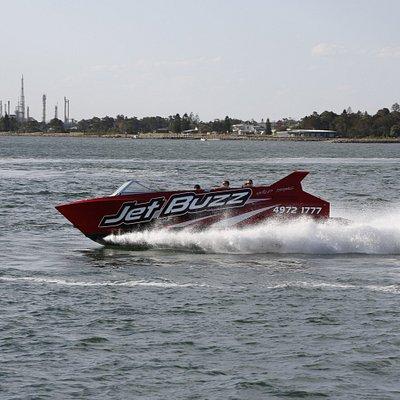 More jet boat fun