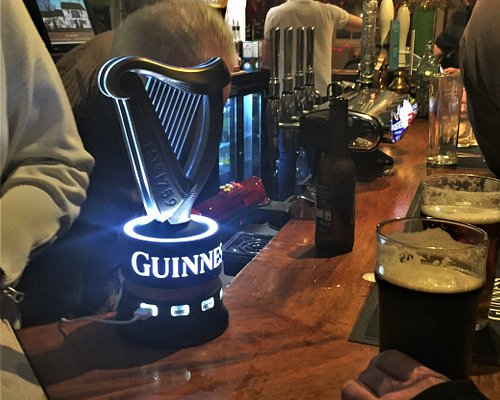 7.  The Bar at the Brown Trout, Lamberhurst, Kent