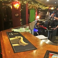 11.  The Bar at the Brown Trout, Lamberhurst, Kent