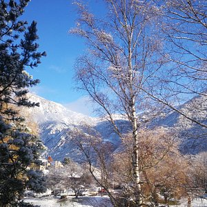 Soleil+ neige de quoi passer des vacances idéales 🌞 en #Oisans