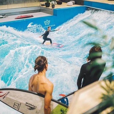 Surfen in Berlin