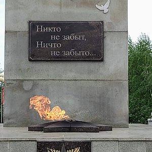 Мемориал Великой Отечественной войны, Мелеуз.