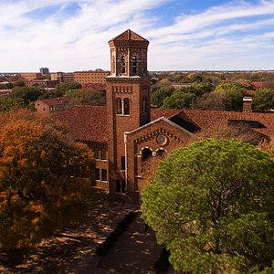The Hardin Administration building is the first building built at Midwestern State University and is the home to the university administration.