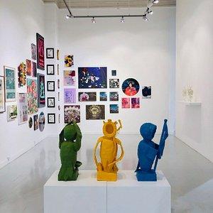 Winter Exhibition - Main Room