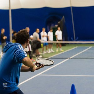 With 5 indoor GreenSet® courts and 4 outdoor artificial clay courts Dukes Meadows gives you and your family access to tennis all year round.