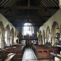 13.  The Parish Church of St John the Baptist, Wittersham