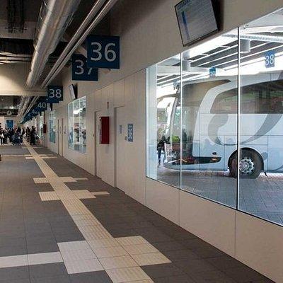 Madrid Estacion  de Sur Autobúses  Samar