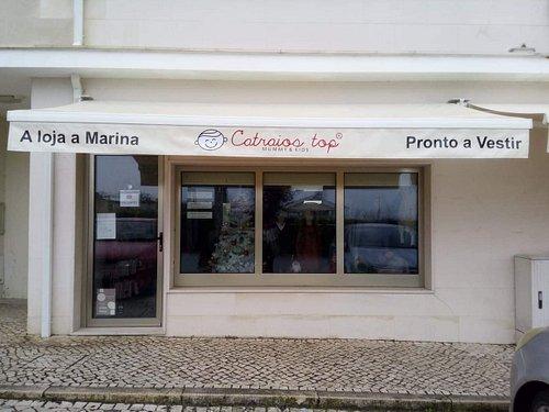 A loja a Marina Pronto a Vestir