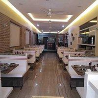 Gujarati thaali, pure veg restaurant