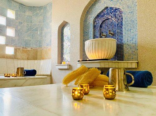 Turkish hammam in Suraya Spa