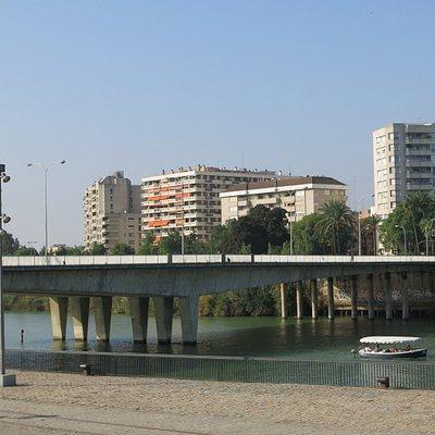 """Pont de """"Los Remedios""""."""