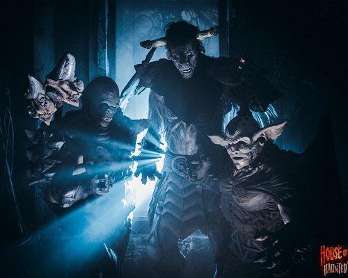 House of Horrors & Haunted Catacombs Buffalo
