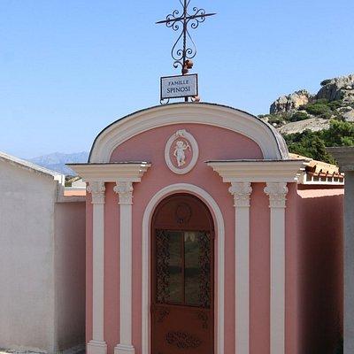 Il n'y a que des chapelles