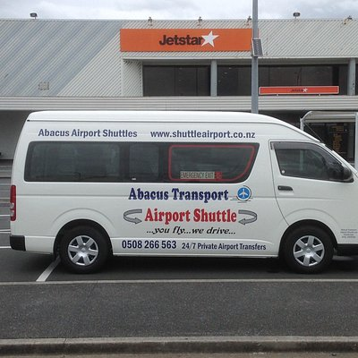 Abacus Transport Airport Shuttle