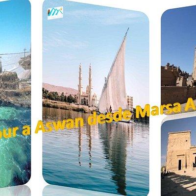 """Tour a Aswan desde Marsa Alam   Disfrutas con All Tours Egypt de Tour a Aswan desde Marsa Alam y visitas la ciudad muy hermosa """"Aswan"""" . En Tour a Aswan desde Marsa Alam vas a disfrutar de descubrir esta ciudad maravillosa con All Tours Egypt. También en Tour a Aswan desde Marsa Alam vas a disfrutar de ver la gente muy amable de Aswan con sus sonrisas puras."""