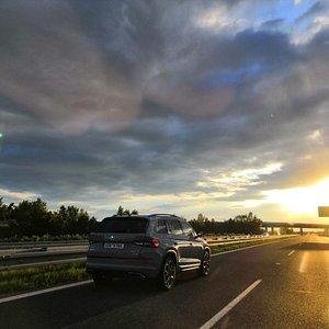 Anywhere you wish, we drive...
