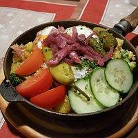 Bratkartoffelverhältnis (10,50 Euro)