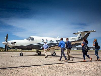 The Outback Jet: Pilatus PC-12 (3)