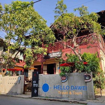 Hello Dawei Location