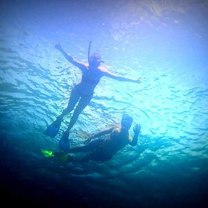 Snorkeling in small group tours