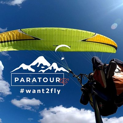Tandem flights in Gudauri, Georgia. Early winter. Extreme and emotions. #want2fly