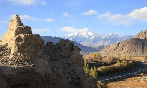 塔什庫爾干堡壘