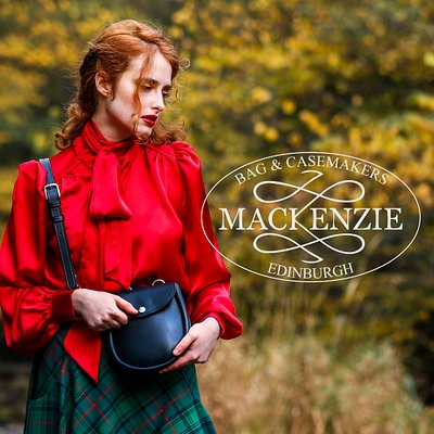 The finest hand crafted leathergoods, made in the heart of Scotland's capital, Edinburgh Old Town.