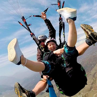 Do you fly in your sleep? Let the dream come true! Open your Sky with SOAR paragliding team!