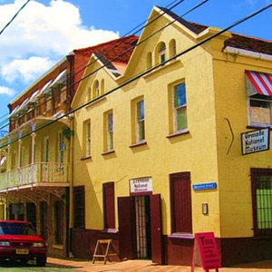 Front of the Grenada National Museum