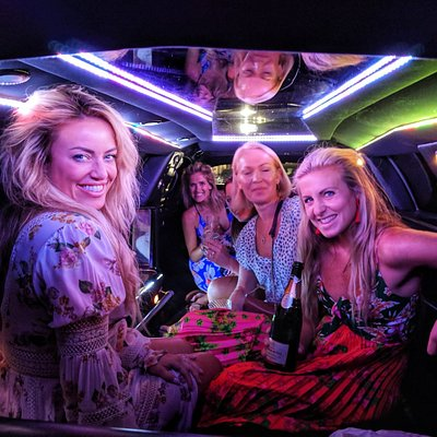 Ladies night out on New Year's Eve in NYC