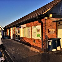 3.  Staplehurst Station