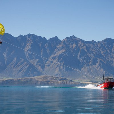 Come and see Queenstown with the best seat in town!  FLY HIGH STAY DRY