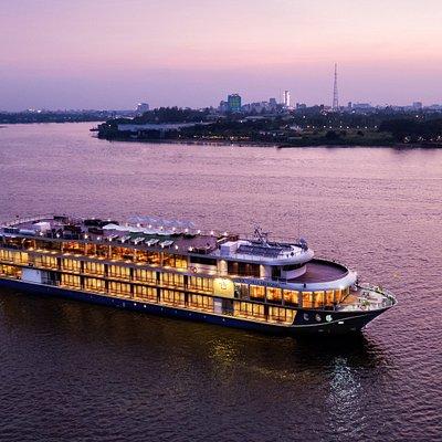 Victoria Mekong Exterior